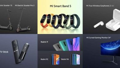 Photo of Xiaomi Mi Ecosystem presenta la nueva Xiaomi Mi Band 5, Mi Scooter Pro 2 y 1S, Xiaomi Mi True Wireless earphones 2 basic, Xiaomi Mi TV Stick, Xiaomi Mi Curved Monitor 34″, Redmi 9C y Redmi 9A