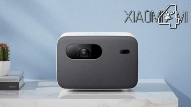 Photo of Xiaomi Mijia Projector 2, ahora con HDR10+ y procesador Amlogic T972