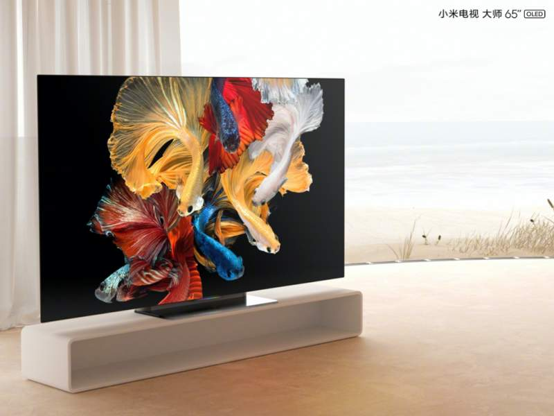 Xiaomi TV Master series 4K 120hz (1)