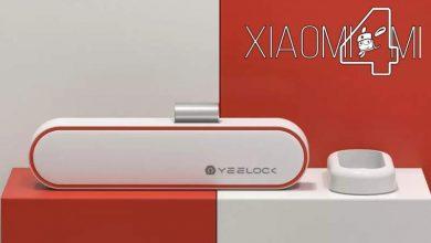 Photo of Este pestillo inteligente que vende Xiaomi en Youpin guardará todos tus secretos en el cajón