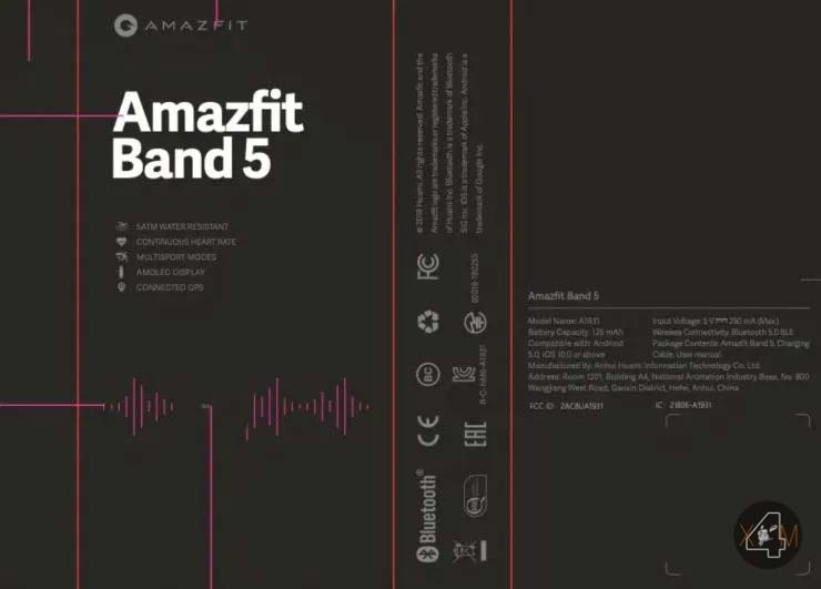 amazfit-band-5-specs-leak
