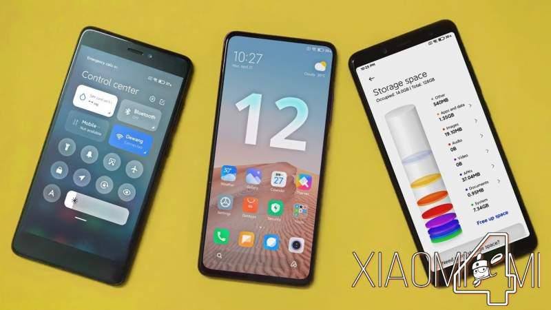 Xiaomi MIUI 12 Xiaomi Mi 10 Pro Xiaomi4mi