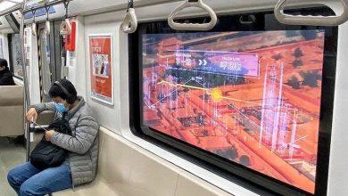 Photo of El metro de Shenzhen usa televisores Xiaomi Lux Transparent Edition en ventanas para ofrecer información