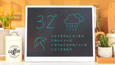 Photo of Xiaomi pone a la venta su nueva pizarra LCD de 20″ para estudiantes