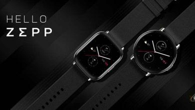 Photo of Zepp E, una nueva línea de elegantes smartwatches enfocados en el bienestar físico y mental