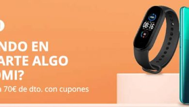 Photo of Semana de las marcas en AliExpress con Xiaomi como protagonista