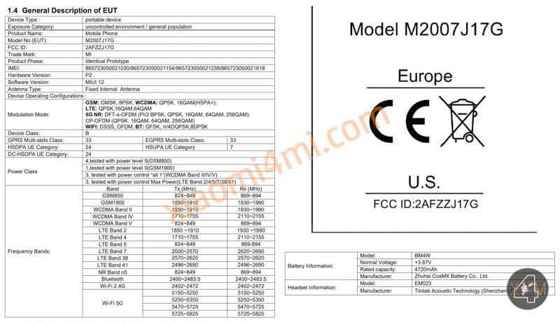 FCC-MI-10T-Lite-Certificacion