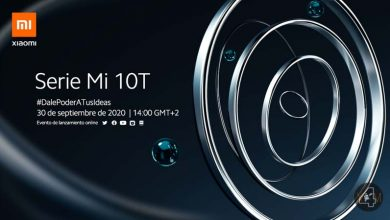 Photo of Xiaomi presentará la serie Mi 10T el próximo día 30 de septiembre