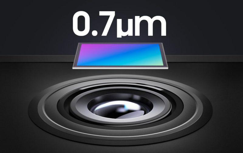 Samsung sensor Xiaomi
