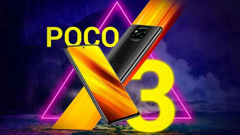 Xiaomi Poco X3 XUNDD