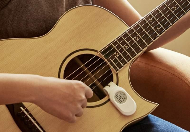Xiaomi sensor guitarra