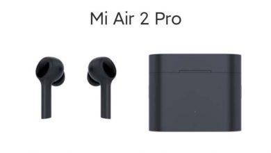 Photo of Los Xiaomi Mi Air 2 Pro actualizan su diseño y se presentarían en los próximos meses
