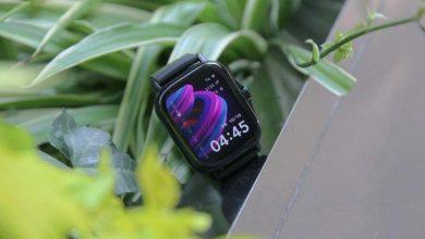 Photo of Huami muestra el nuevo Amazfit Pop, otro smartwatch de bajo coste con medición de saturación de oxígeno en la sangre