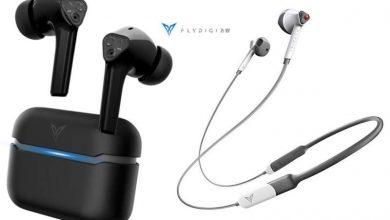 Flydigi Cyberfox T1 y Cyberfox H1, lo auriculares gamer del socio de Xiaomi