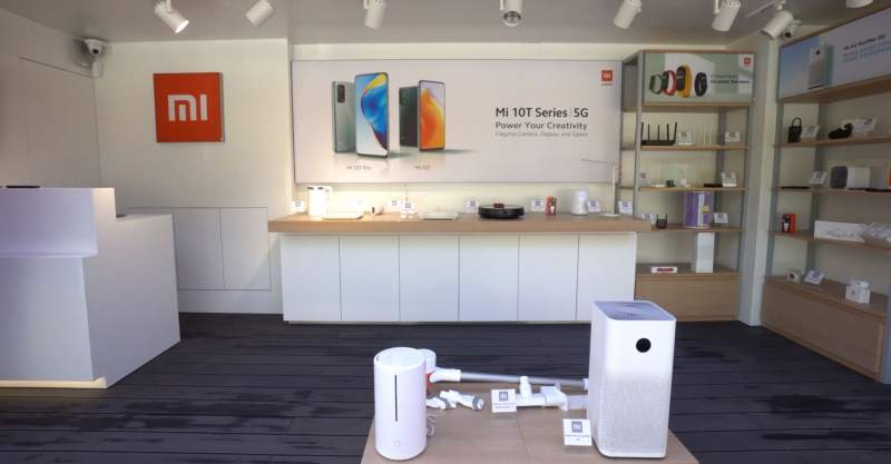 Xiaomi Pop-Up shop