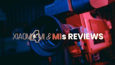 Xiaomi4mi & MIs Reviews