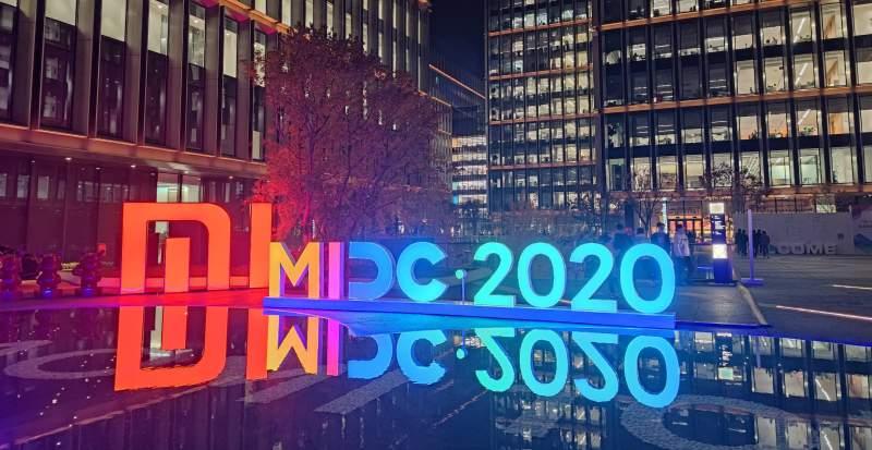 MIDC 2020 de Xiaomi