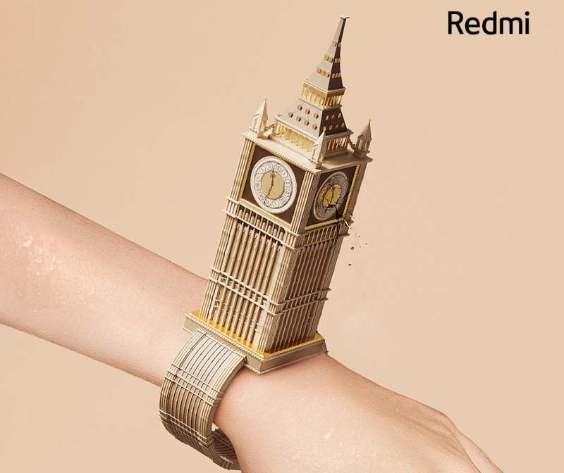 Redmi watch Xiaomi