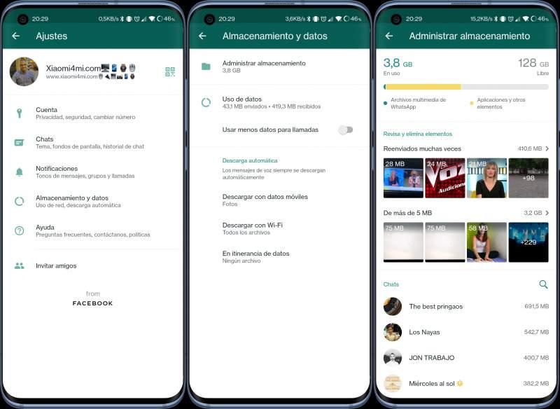 Whatsapp Xiaomi - Noticias Xiaomi