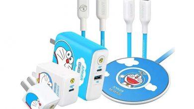 Photo of Doraemon vuelve a ser imagen de una nueva serie de productos de carga que vende Xiaomi en Youpin