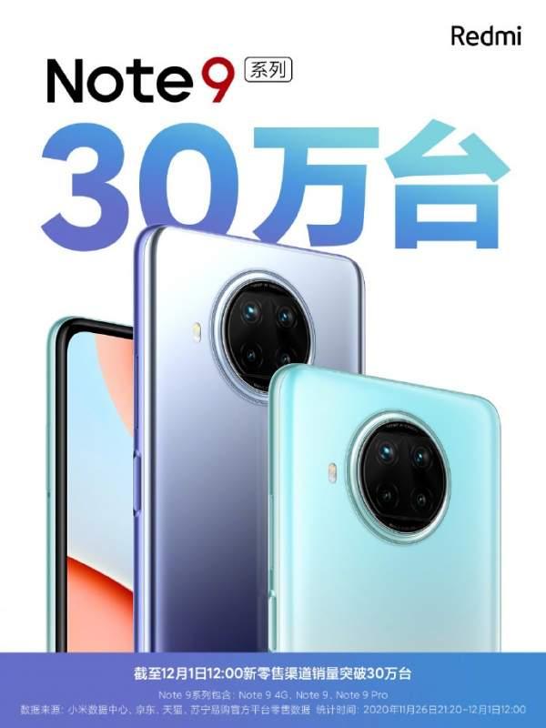 La nueva gama media de Xiaomi consigue más de 300.000 unidades vendidas en menos de 24 horas