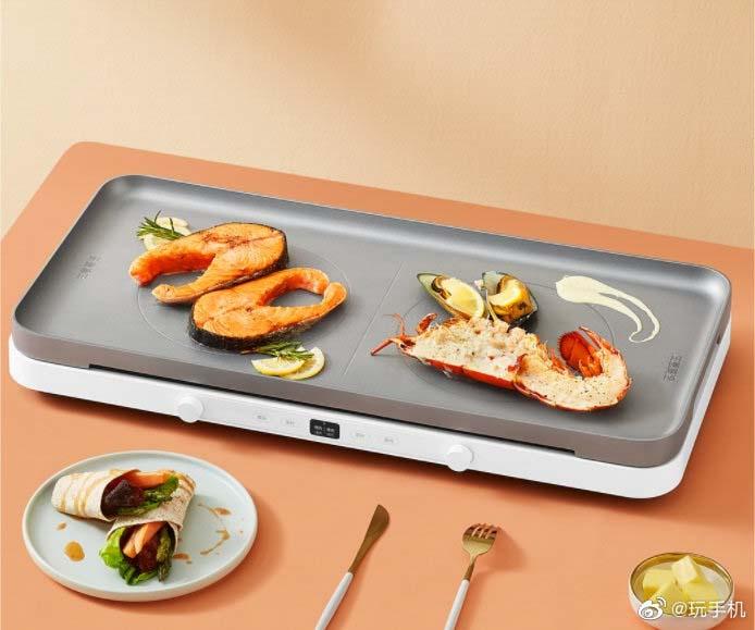 Xiaomi plancha inducción, ahora con dobles fogones - Noticias Xiaomi