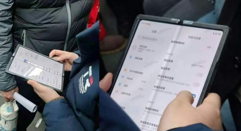 Imágenes filtradas del primer smartphone plegable de Xiaomi