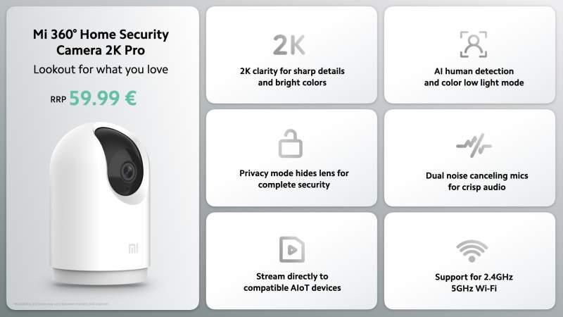 Xiaomi Mi 360º