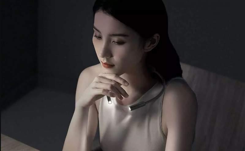 Xiaomi lámpara lectura
